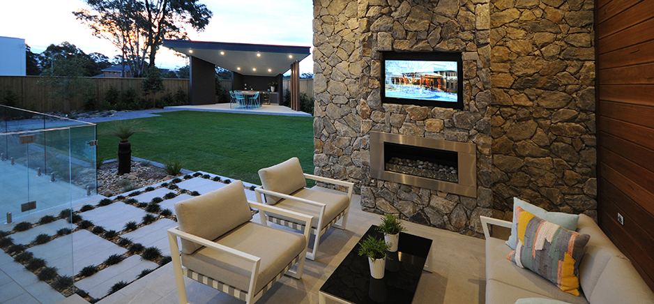 outdoor feature living bella vista for lifestyle