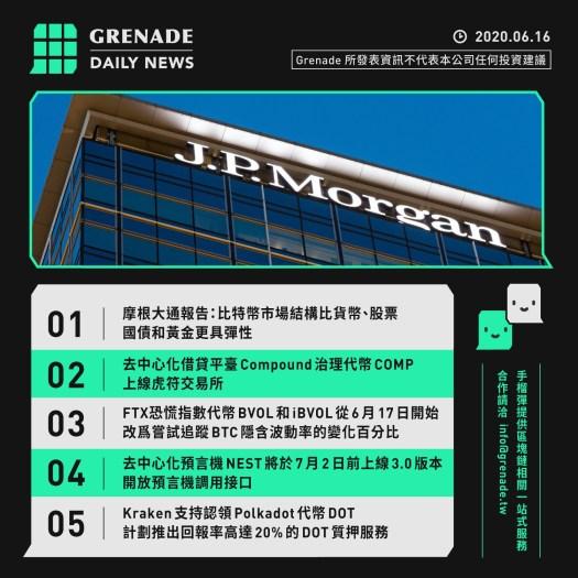 【定時報】去中心化借貸平臺 Compound 已開始爲用戶分發治理代幣 COMP
