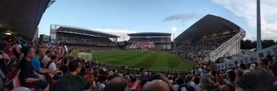 Metz-Angers: elle est où la dalle?
