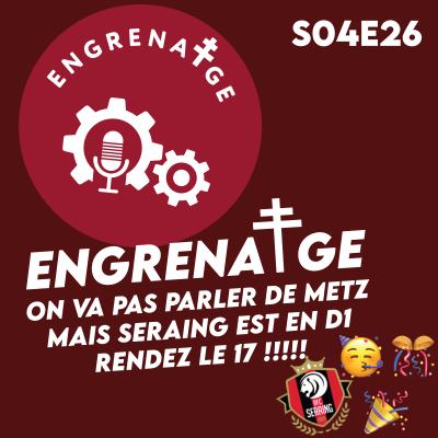 #EnGrenatge #42: Seraing est en D1 belge!!!! Rendez nous le 17!!! (défaite 0-3 à domicile contre Nîmes)