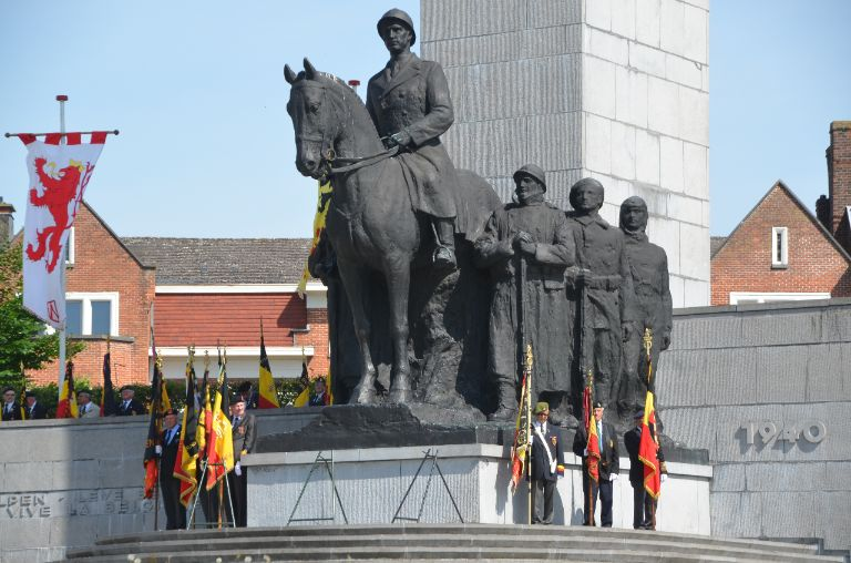 Herdenking Leieslag Kortrijk