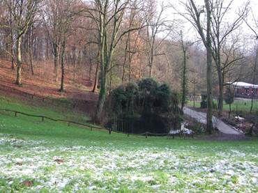 Voorlopige bescherming van Sint-Arnolduspark in Tiegem