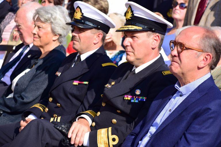 75ste herdenking overlijden LTZ Victor Billet