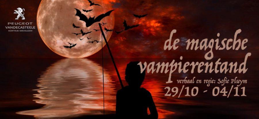 """Arte del Niño brengt """"De Magische Vampierentand"""""""