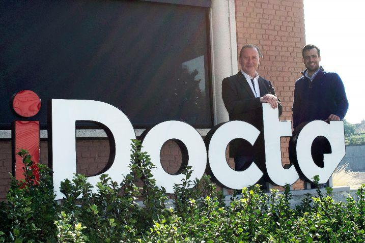 iDocta fuseert, haalt megadeal binnen en opent nieuwe vestiging in Oostende