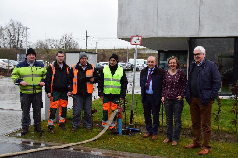 Hydrantennetwerk voortaan digitaal in West-Vlaanderen dankzij Werkplus