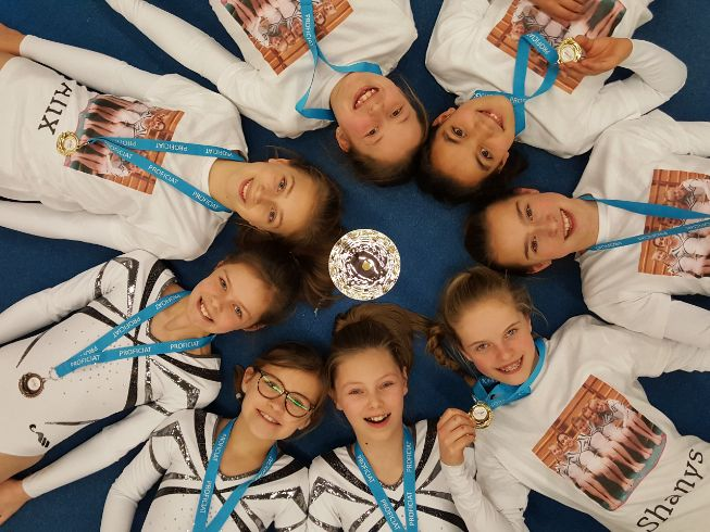 Gouden teams bij Vaste Vuist Lauwe