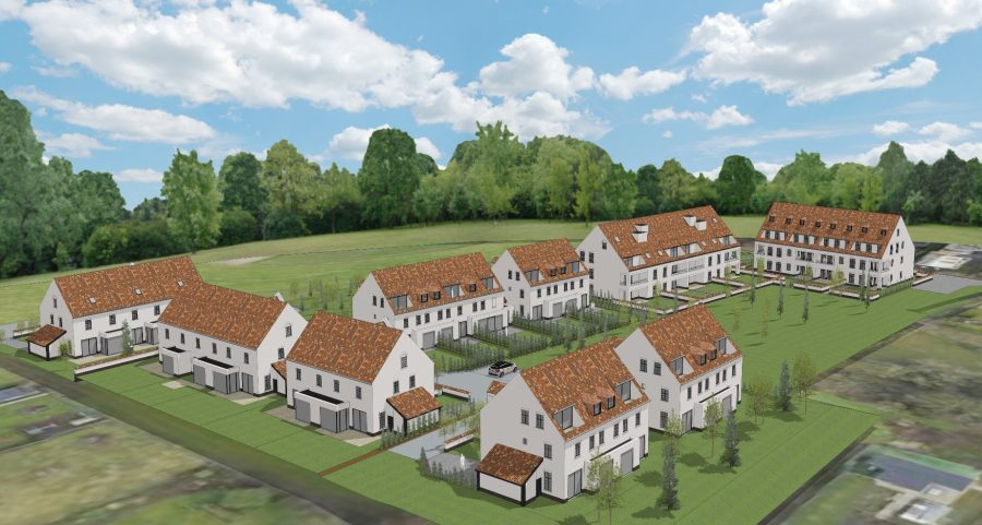 Verkaveling Brouwershof is geen uitbreiding maar versterking van de dorpskern