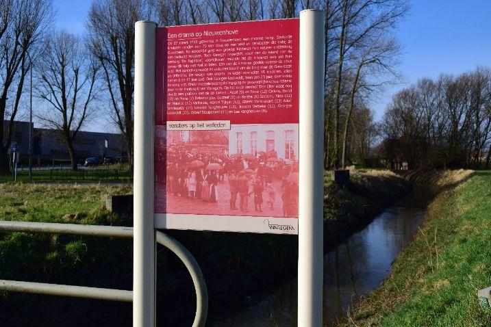 Herdenking WOI-drama te Nieuwenhove, Waregem