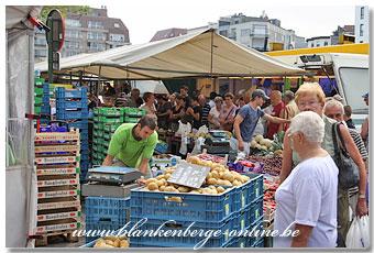 Extra marktdag op paasmaandag 2 april