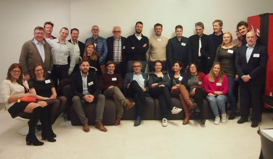 Starters en ervaren ondernemers ontmoeten elkaar in de Westhoek