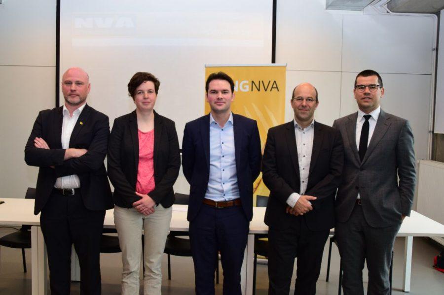 Zonnebekeeks schepen Michiel Descheemaeker vervoegt N-VA lijst Ieper bij eerstvolgende gemeenteraadsverkiezingen
