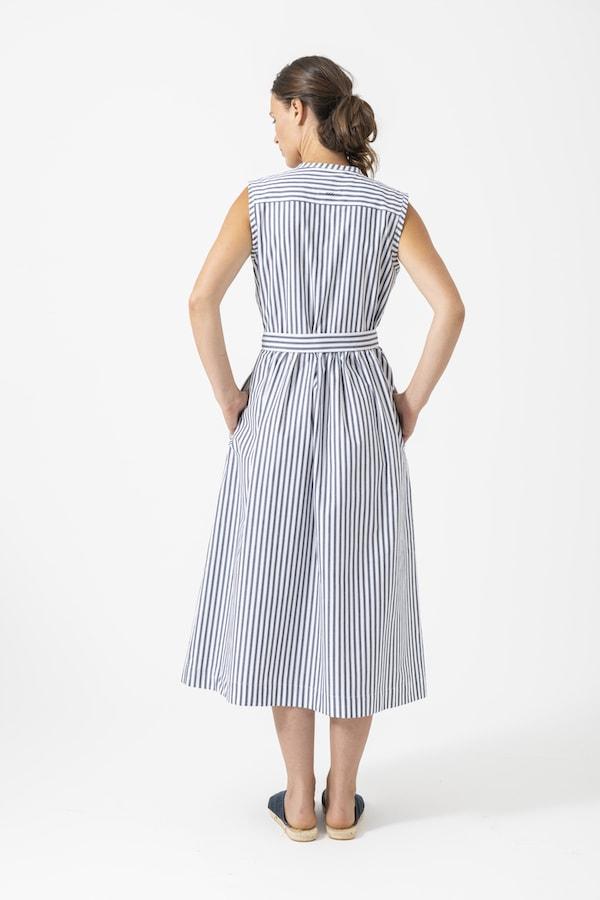 Kleid Frida von Grenzgang Slow Organic Fashion