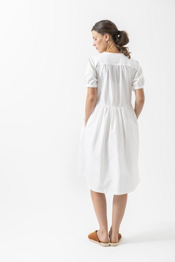 Kleid Fanny von Grenzgang Slow Organic Fashion