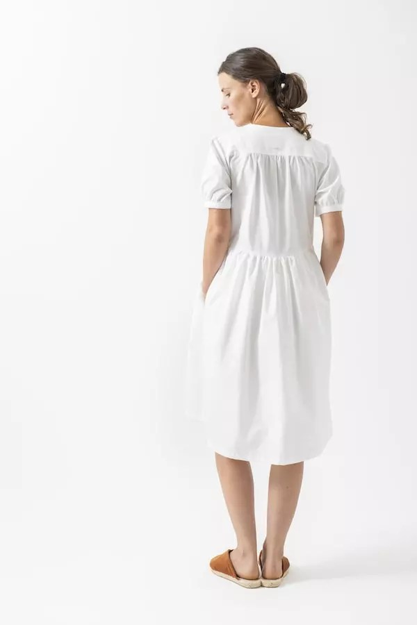 Kleid Fanny von Grenzgang Slow Organic Fashion
