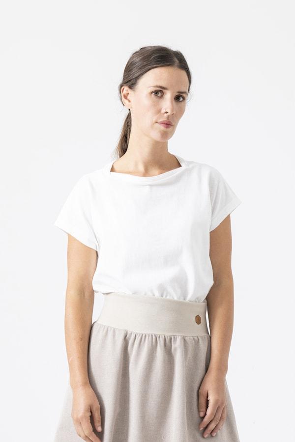 T-Shirt Paula von Grenzgang Slow Organic Fashion