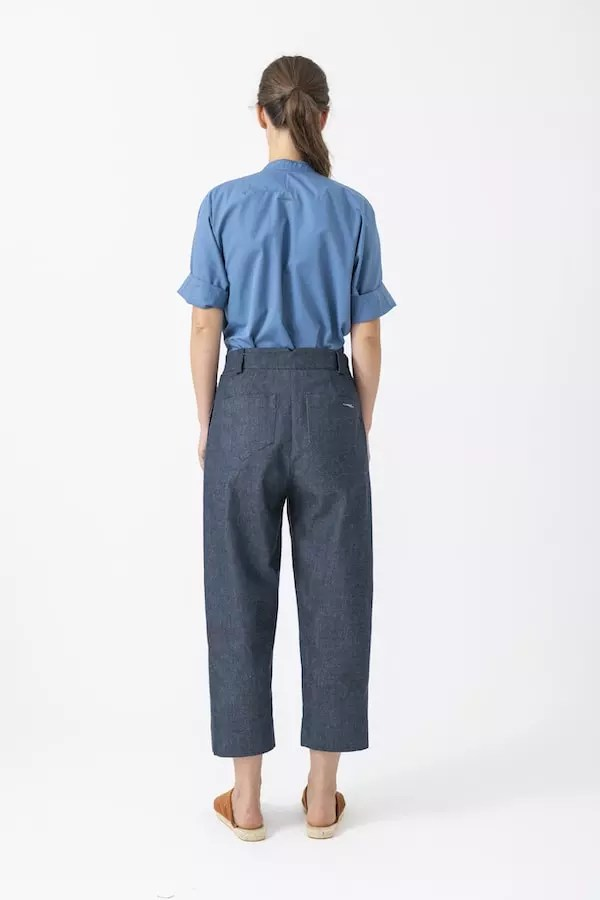 Culottes Madeleine von Grenzgang Slow Organic Fashion