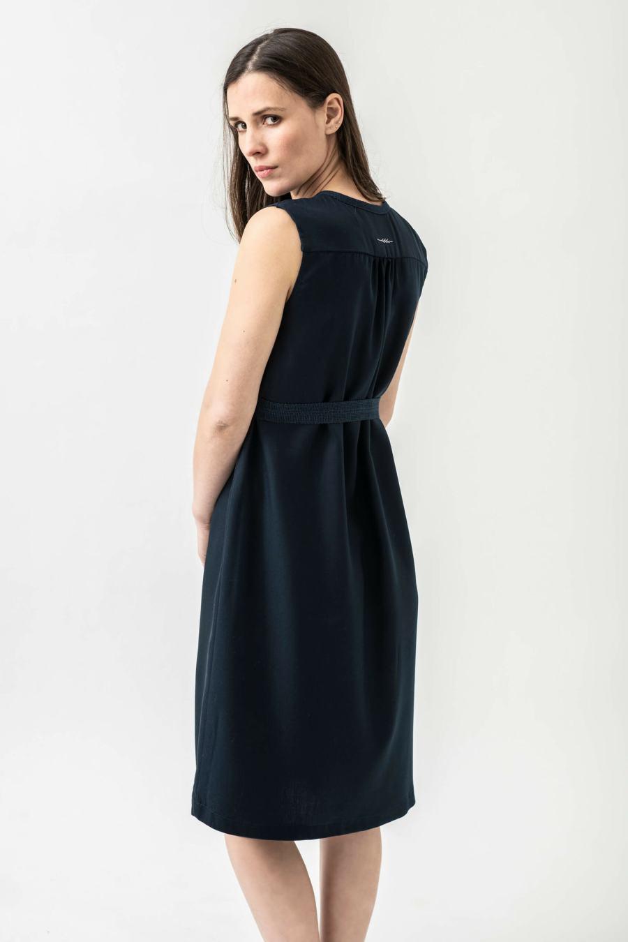Kleid Emilia von Grenz/gang Slow & Organic Fashion