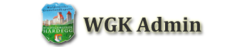 WGK Blog Admin