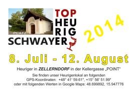 Heuriger Schwayer