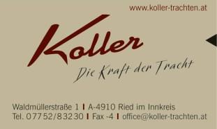 Koller - Die Kraft der Tracht