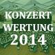 Konzertwertung 2014 Cover