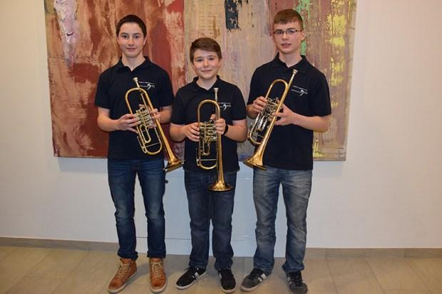 Stefan Spitaler, Niklas Bauer, Michael Tree