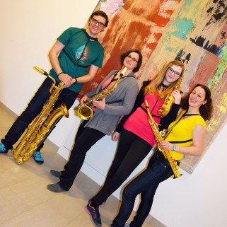 Stefan Stift, Karin Krottendorfer-Stift, Lisa Frank, Stephanie Bauer