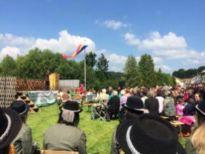 FF-Abschnitsfeuerwettkämpfe Heufurth 2015