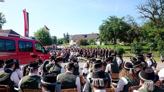 Feuerwehrfest Mallersbach 2015