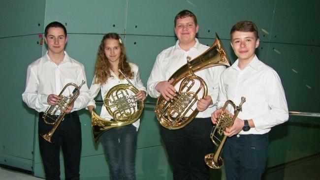 Prima la Musica 1 - Young Stars - Jungmusikerwettbewerb
