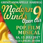 Modern Winds 9 CD Cover