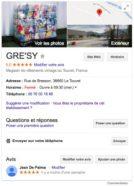 Présentation google