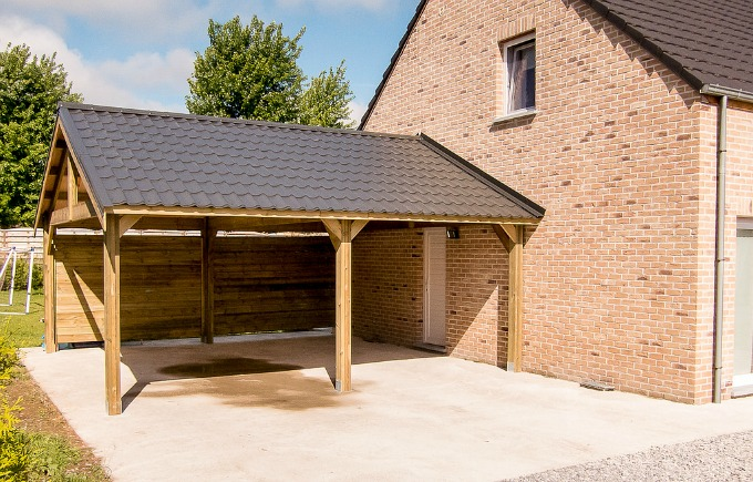 Which To Choose Carport Vs Garage In An Epic Battle