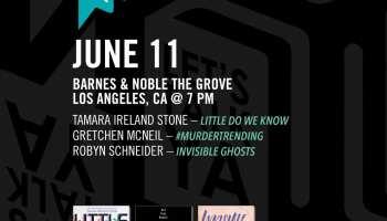 Barnes Noble The Grove Los Angeles Ca Gretchen Mcneil
