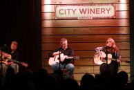 Nashville Songwriters Hall Of Fame at City Winery June 23, 2015 w/Shane McAnally and Jim Collins