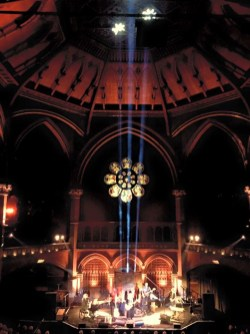 Union Chapel, London