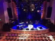 soundcheck, Luxor Live, Arnhem, Netherlands, 2 September 2018