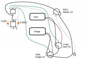 Wiring diagram for project | GretschTalk Forum