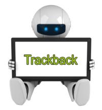 trackback robot
