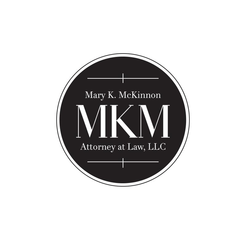 Mary K. McKinnon Logo Design