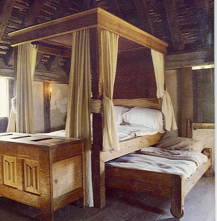 Canopy Beds And Rope Beds