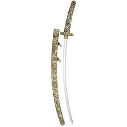 Tachi Meiji Samurai Sword by Marto of Toledo Spain