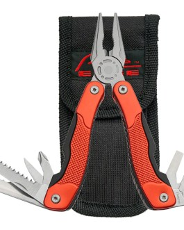 4″ MULTI-FUNCTION PLIERS ASSORTED COLORS