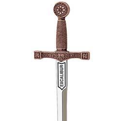 Miniature Excalibur Sword (Bronze) by Marto of Toledo Spain