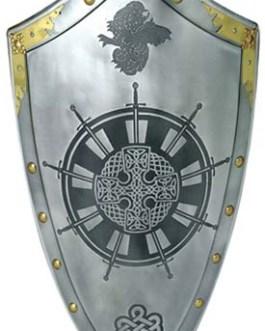 King Arthur Round Table Templar Knight Shield by Marto of Toledo Spain