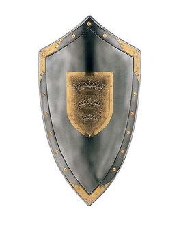 King Arthur Shield by Marto of Toledo Spain