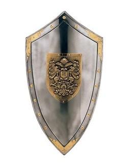 Charles V Holy Roman Empire Shield by Marto of Toledo Spain