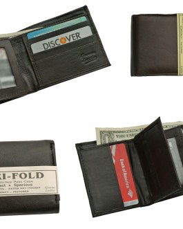 ASSORTED LEATHER WALLET
