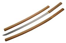 40″ WOOD GLOSS SAMURAI HANDCRAFTED SWORD